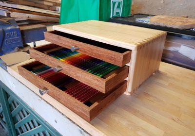 Artist Pencil Storage